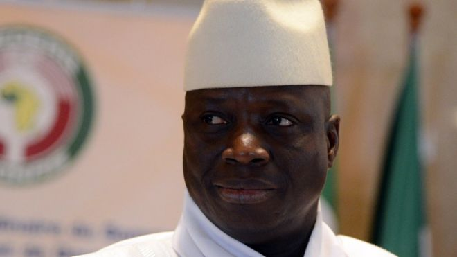 The Gambia joins African queue to leave ICC