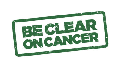 Dr Phillip Abiola talks candidly about the recent 'Be Clear on Cancer' campaign
