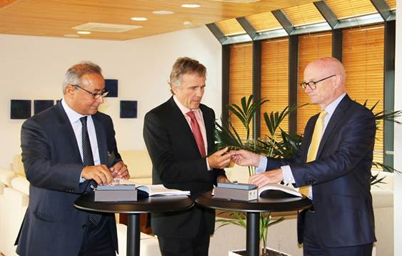 NIB and Afreximbank sign EUR100 million loan facility