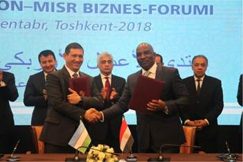 Afreximbank Signs Agreement to Boost Africa-Uzbek Trade