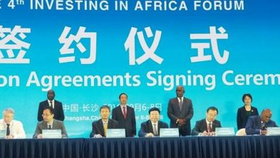 China Development Bank, Afreximbank in $500 Million Agreement to Support Africa's Trade Infrastructure