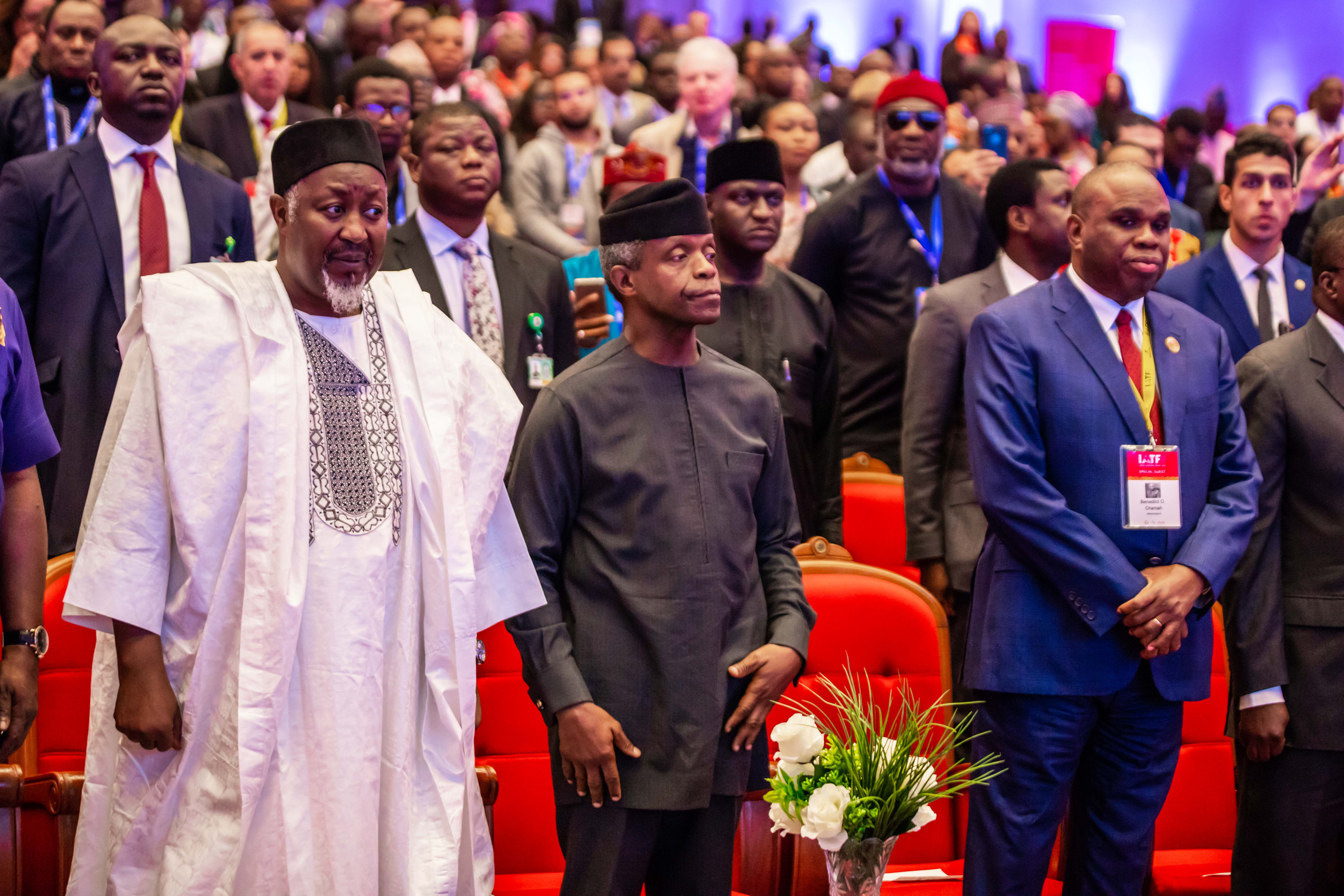 Nigeria Showcases Opportunities During Country Day at IATF, Highlights Digital Economy