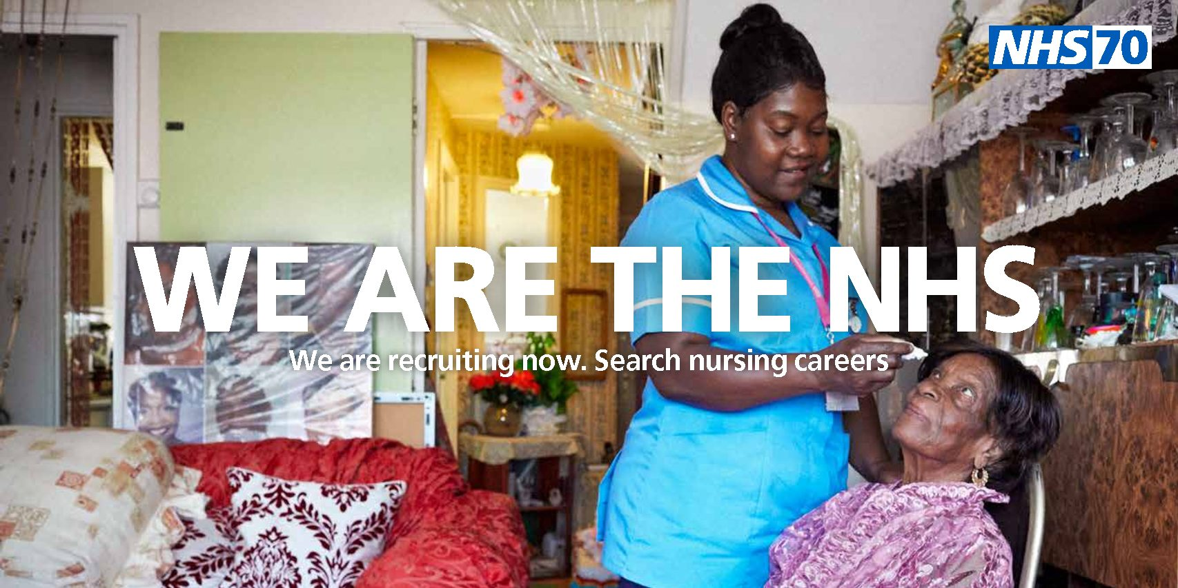 Seeing learning disability nurses in action inspired me to become a nurse