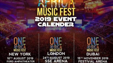 INTERSWITCH BECOMES HEADLINE SPONSOR OF 'ONE AFRICA MUSIC FEST'