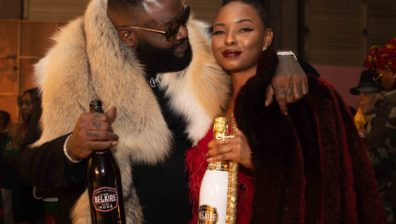 "YEMI ALADE AND RICK ROSS TOAST TO THEIR NEW-FOUND LOVE WITH BELAIRE & BUMBU IN ""OH MY GOSH"" REMIX"