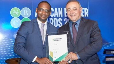 AFREXIMBANK WINS AFRICAN BANK OF THE YEAR AWARD