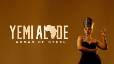"AFROBEATS QUEEN YEMI ALADE RELEASES ANTICIPATED ALBUM, ""WOMAN OF STEEL"""