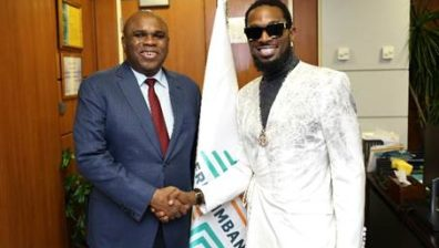 MUSICAL SENSATION D'BANJ TO COLLABORATE WITH AFREXIMBANK ON IATF2020