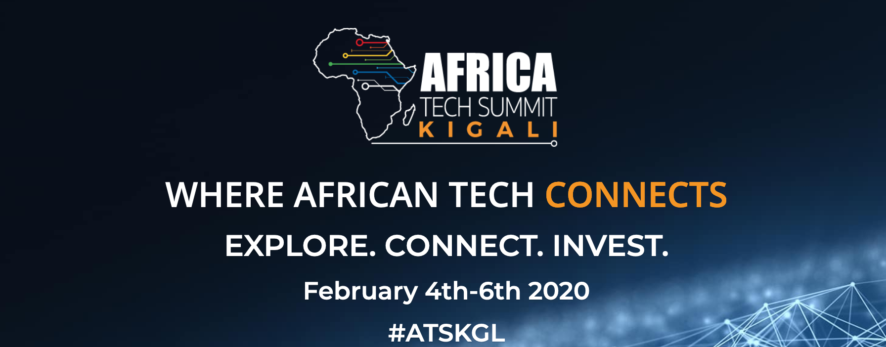 ATS KIGALI 2020 | Where African Tech Connects