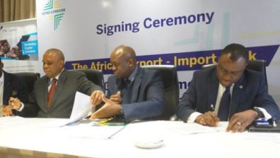 AFREXIMBANK SIGNS TO LAUNCH 300-BILLION NAIRA MEDIUM-TERM NOTE PROGRAMME IN NIGERIA