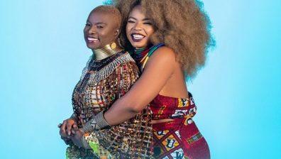 YEMI ALADE AND ANGELIQUE KIDJO DELIVER A CLASSIC WITH 'SHEKERE'
