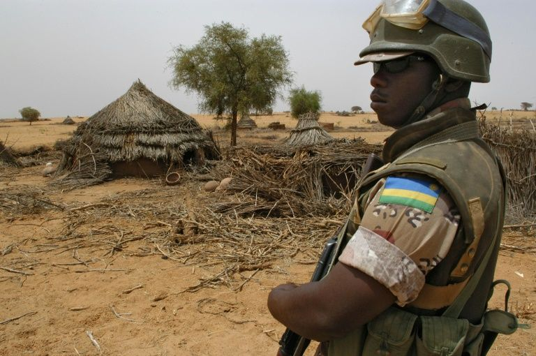 JOY, TEARS IN DARFUR AS ICC ARRESTS WAR CRIMES SUSPECT