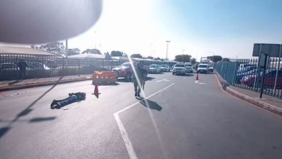 TWO KILLED AT JOHANNESBURG AIRPORT AFTER FACEMASK THEFTS