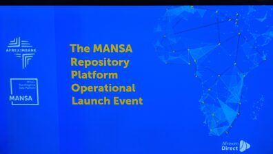 AFREXIMBANK LAUNCHES MANSA, AFRICA'S DIGITAL DUE DILIGENCE REPOSITORY