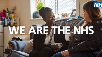 ADELAIDE ATU, SENIOR SISTER AND WARD MANAGER HIGHLIGHTS THE IMPORTANT, VALUABLE AND VARIED NURSING ROLES AVAILABLE AS NHS ENGLAND RE-LAUNCHES THE 'WE ARE THE NHS' CAMPAIGN