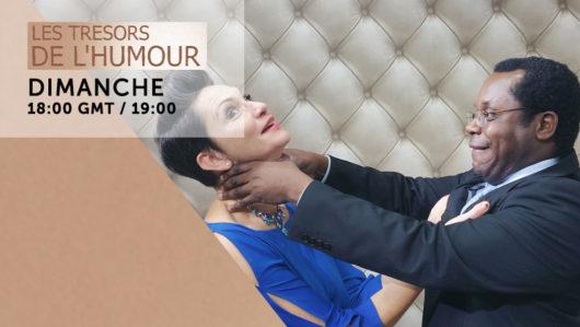 LES TRESORS DE L'HUMOUR
