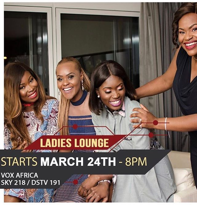 BRAND NEW | LADIES LOUNGE TV SHOW [SATURDAYS AT 8PM]