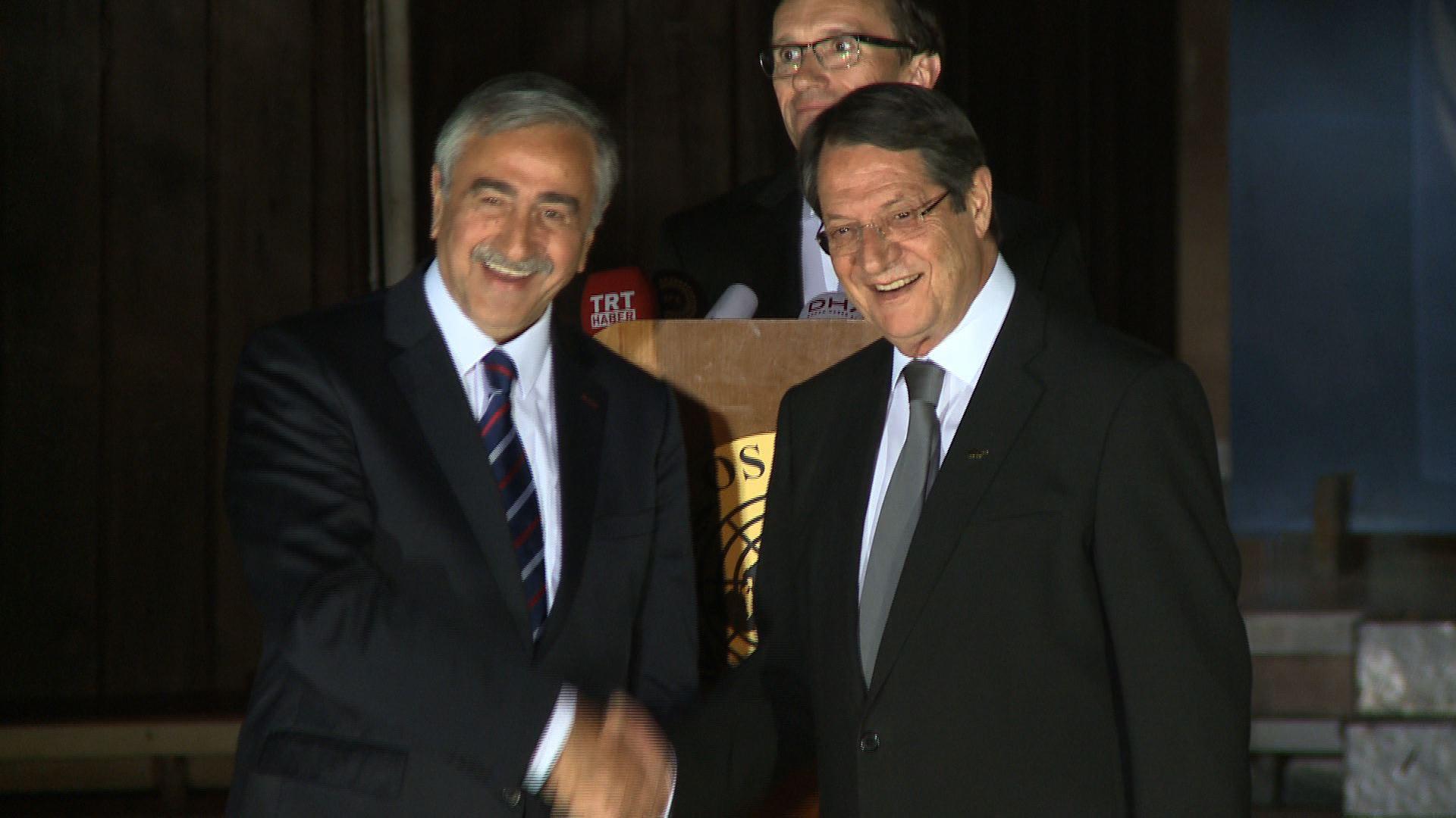 Territory row looms over Cyprus showdown talks