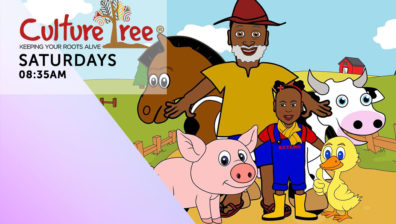 CULTURE TREE | Brand New Animated Kids Series On VoxAfrica TV [Sky 218, DStv 191, GOtv 17]