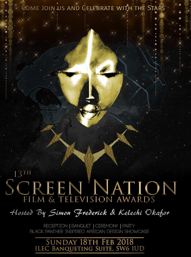 VOXAFRICA NOMINATED FOR FAVOURITE BLACK BROADCASTER | 13TH SCREEN NATION AWARDS
