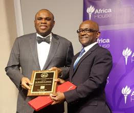 President Oramah Receives NYU's Africa House Leadership Award