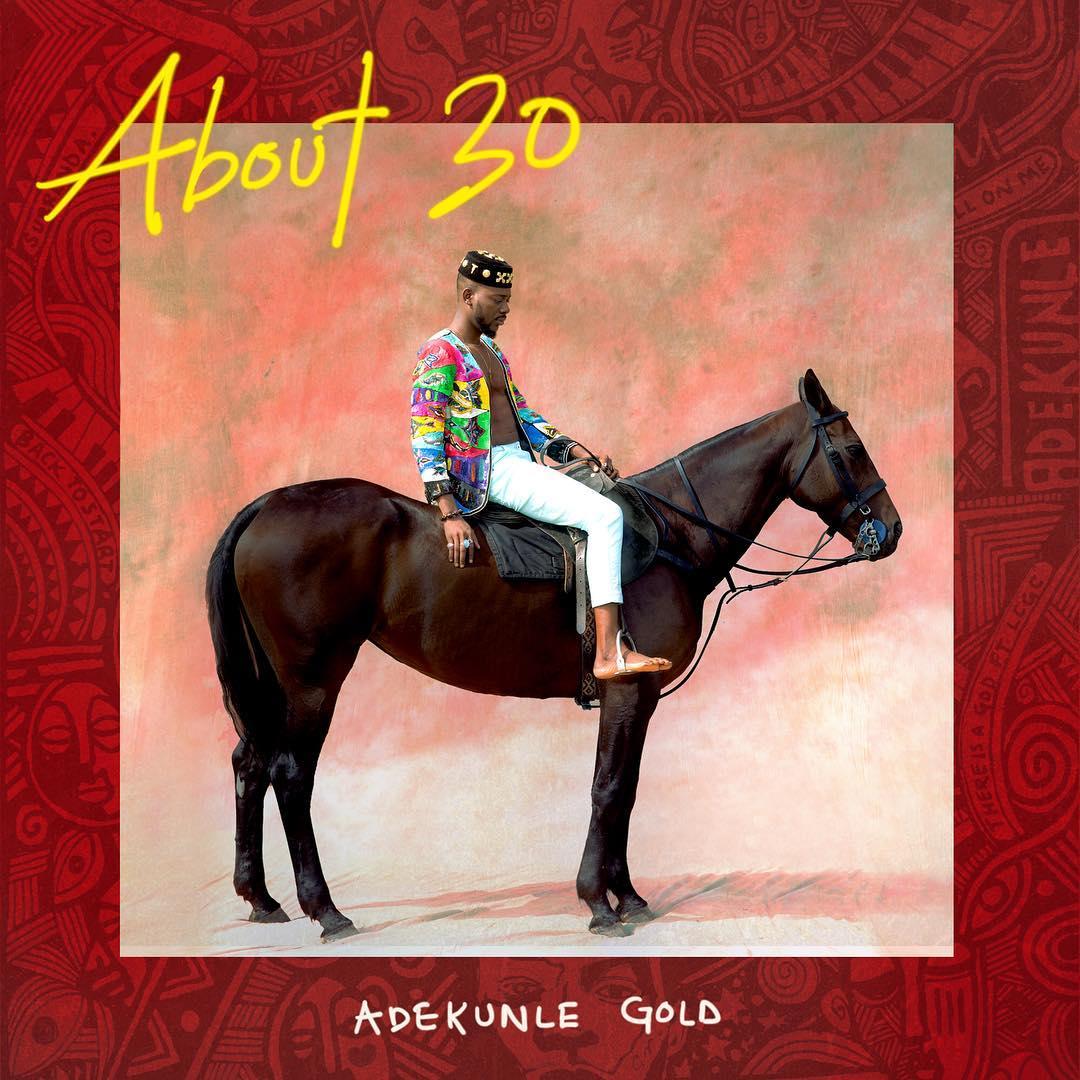 Adekunle Gold releases sophomore album