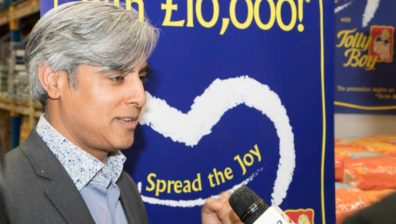 Tolly Boy rice gives 20 community groups across the UK the chance to win funds of up to £10,000