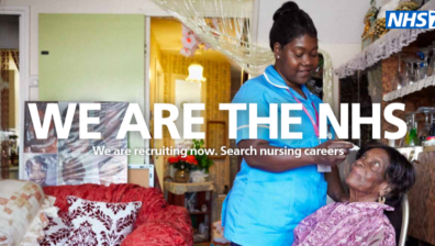 NHS LAUNCHES NATIONAL NURSES RECRUITMENT