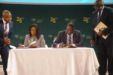 Afreximbank, ADB Sign Agreement for Grant to Support African Factoring Firms