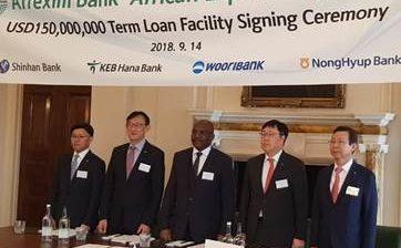 Afreximbank Closes $150 Million Korea-Focused Club Facility