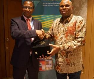 Afreximbank Holds Talks with Zimbabwe, Cote d'Ivoire and Comoros Delegations at IMF/World Bank Annual Meetings