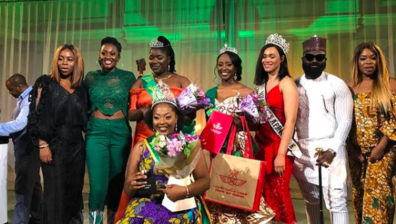 Introducing Miss Nigeria UK 2018