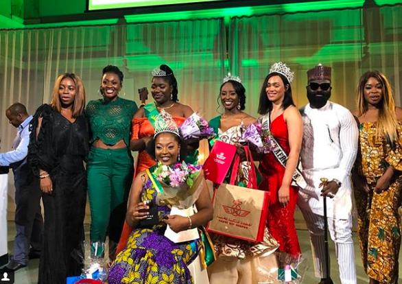 Introducing Miss Nigeria UK 2018