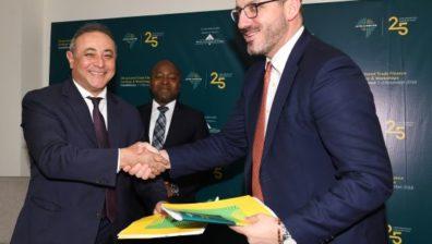 Afreximbank, CDC Group Sign $100 Million Master Risk Participation Agreement