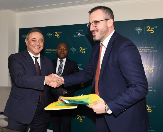 Afreximbank, CDC Group Sign $100 Million Master Risk Participation Agreement