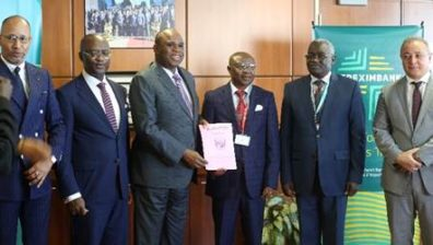 Central African Republic Formalises Afreximbank Membership, Deposits Ratification Document