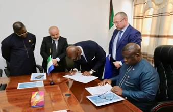 Vimetco Names Afreximbank Financial Adviser for $130-million Sierra Leone Bauxite Mine Expansion Project