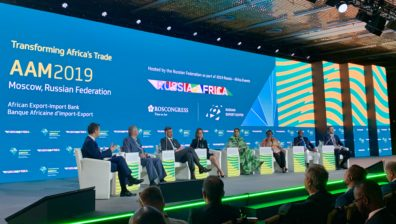 MOSCOW HOSTS DISCUSSION ON DEVELOPMENT OF AFRICAN MINING INDUSTRY