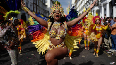 IT IS TIME FOR THE UK'S BIGGEST FREE STREET PARTY: Notting Hill Carnival 2019