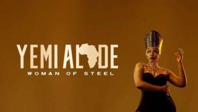 """AFROBEATS QUEEN YEMI ALADE RELEASES ANTICIPATED ALBUM, """"WOMAN OF STEEL"""""""