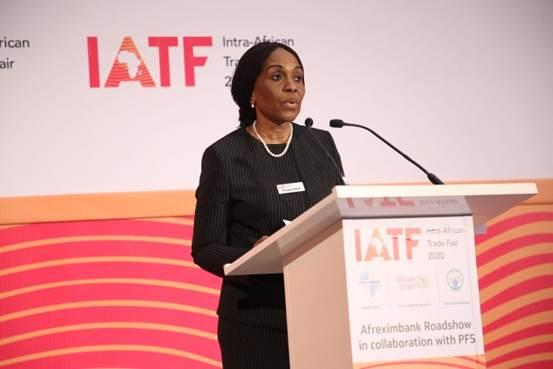 AFREXIMBANK URGES RWANDAN BUSINESSES TO EXPLOIT IATF2020 TO TAP AFCFTA BENEFITS