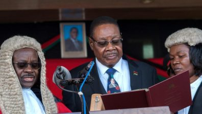 MALAWI COURT NULLIFIES PRESIDENTIAL ELECTION RESULTS AND ORDERS NEW VOTE