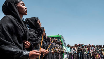ETHIOPIANS MOURN BOEING MAX CRASH VICTIMS A YEAR ON FROM DISASTER
