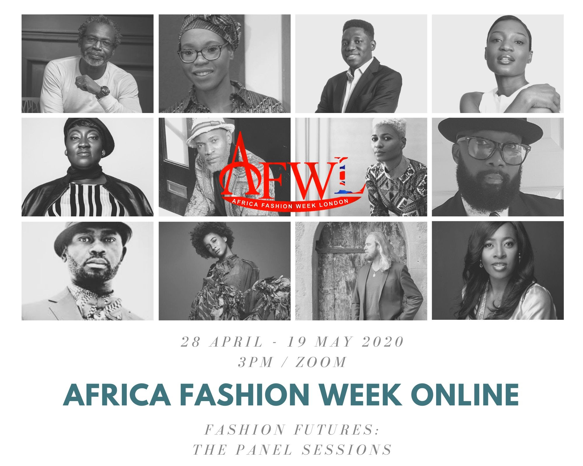 AFRICA FASHION WEEK LONDON GOES ONLINE