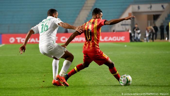 AFRICAN FOOTBALL STARS TAKE PART IN CORONAVIRUS AWARENESS CAMPAIGN