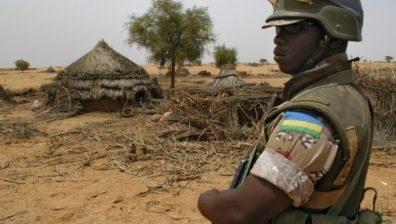 JOY, TEARS IN DARFUR AS ICC ARRESTS WAR CRIMES SUSPECT