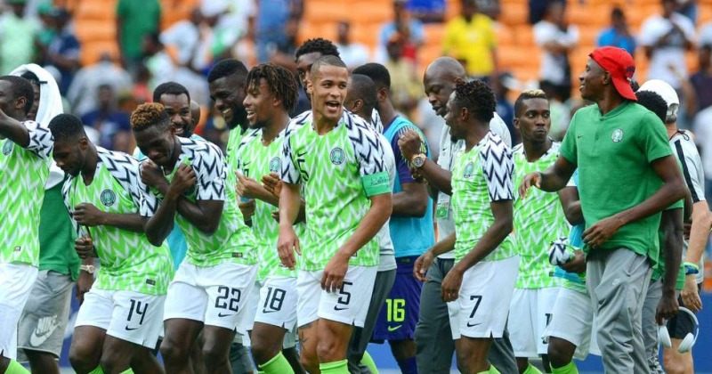 COACH ROHR VOWS TO MAKE NIGERIA CHAMPIONS OF AFRICA AGAIN