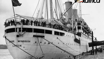 UK LOOKS TO 'RIGHT THE WRONGS' OF 'WINDRUSH' SCANDAL