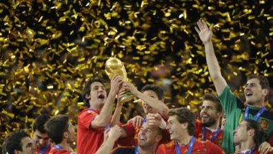 LEGACY OF 2010 WORLD CUP ENDED 'AFRO-PESSIMISM', SAYS S.AFRICA FOOTBALL BOSS