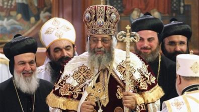COPTIC POPE DEFROCKS US-LINKED PRIEST ACCUSED OF PAEDOPHILIA